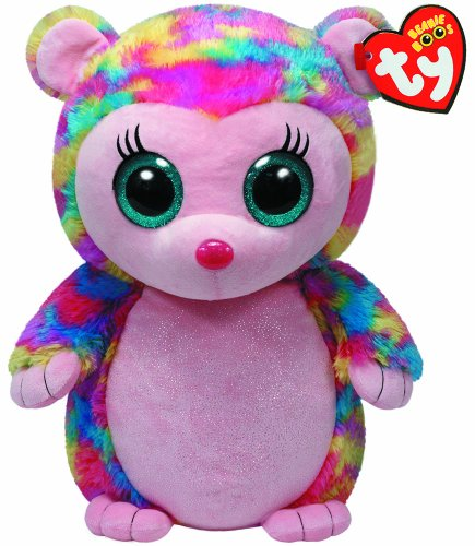 Ty Beanie Boos Holly - Hedgehog Large (Ty Store Exclusive)