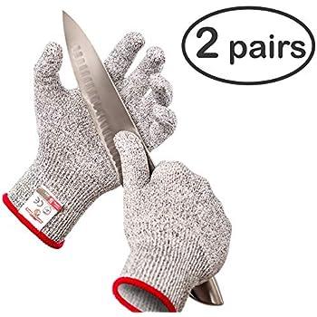 Amazon Com Nocry Cut Resistant Gloves For Kids Xs 8 12