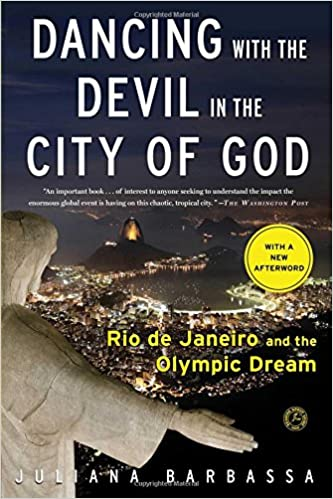 Dancing with the devil in the city of god rio de janeiro and the dancing with the devil in the city of god rio de janeiro and the olympic dream juliana barbassa 9781476756264 amazon books fandeluxe Image collections