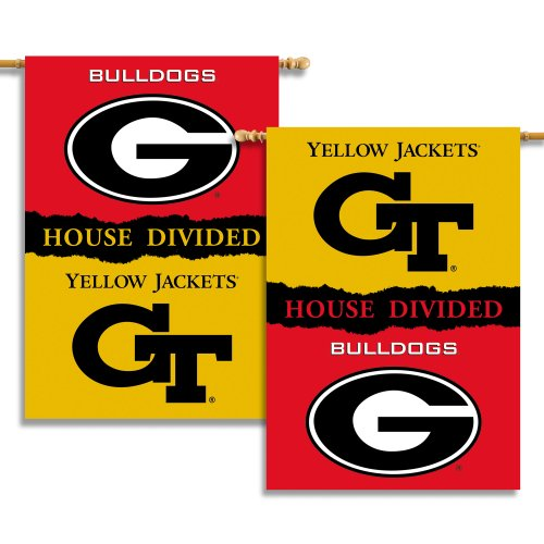 House Divided Two Sided Banner - 8