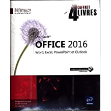 Office 2016 - Word, Excel, PowerPoint et Outlook