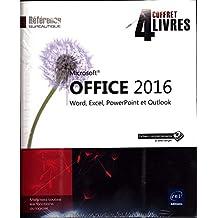 Office 2016 - Word, Excel, PowerPoint et Outlook