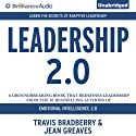 Leadership 2.0 Audiobook by Travis Bradberry, Jean Greaves Narrated by Tom Parks