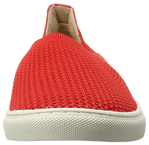 J Slides Jslides Mujeres Carol Fashion Sneaker Red