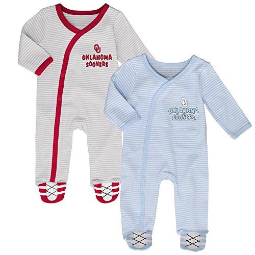 NCAA by Outerstuff NCAA Oklahoma Sooners Newborn