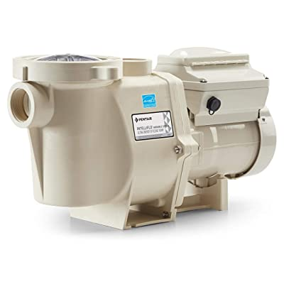 Pentair 011018 IntelliFlo Variable Speed High Performance Pool Pump, 3 Horsepower, 230 Volt, 1 Phase - Energy Star Certified : Swimming Pool Water Pumps : Garden & Outdoor