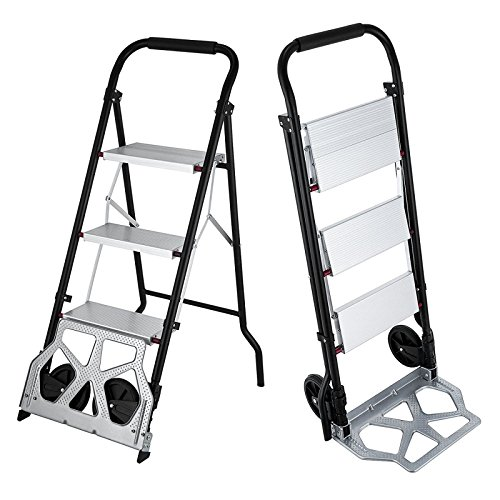 Portable Step For Truck : Bltpress in steel folding compact portable step