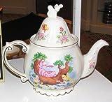 Disney Alice in Wonderland Tea Pot
