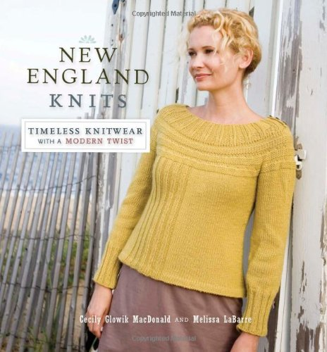 New England Hobby (New England Knits: Timeless Knitwear with a Modern)