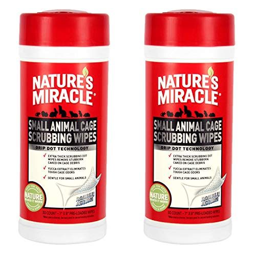 Natures Miracle Count Animal Scrubbing