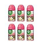 Air Wick Freshmatic 6 Refills Automatic Spray, Virgin Islands, (6X6.17oz), Air Freshener