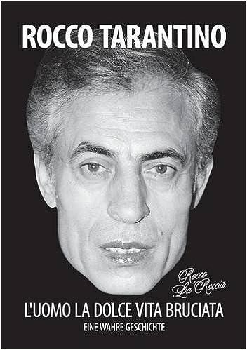 Book L'uomo La Dolce Vita Bruciata