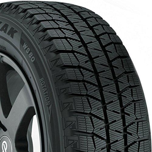 Bridgestone Blizzak WS80 Winter Radial Tire - 185/55R16 87T by Bridgestone (Image #4)