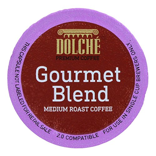 Gourmet Blend Premium Coffee K Cups 72 count