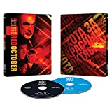 The Hunt for Red October Collectors Edition Steelbook [Blu-ray]