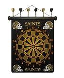 NFL New Orleans Saints Magnetic Dart Board