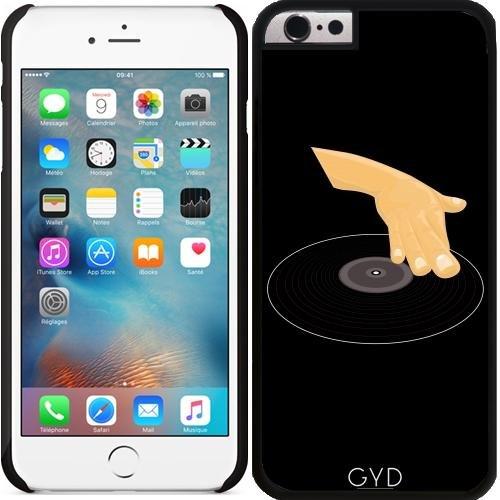 Funda para Iphone SE - Dj Scratch by Adamzworld Plástico rígido