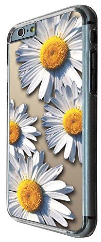 292 - Shabby chic Big Daisy Design iphone 6 PLUS / iphone 6 PLUS S 5.5'' Coque Fashion Trend Case Coque Protection Cover plastique et métal