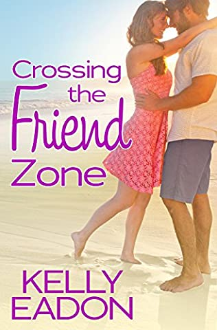 book cover of Crossing the Friend Zone