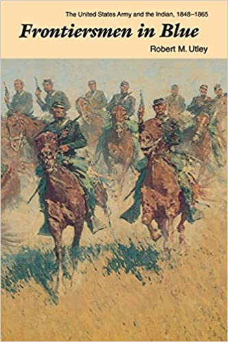 Amazon frontiersmen in blue the united states army and the frontiersmen in blue the united states army and the indian 1848 1865 fandeluxe Choice Image