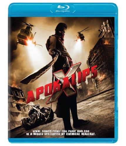 Apokalips X (Blu-Ray)