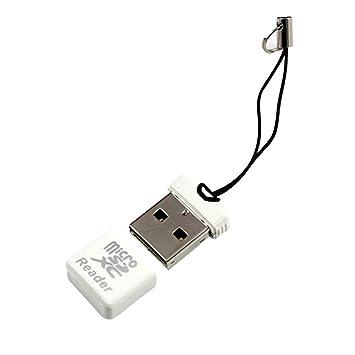 NoyoKere Adaptador de Lector de Tarjetas Micro SD/SDXC TF Mini ...