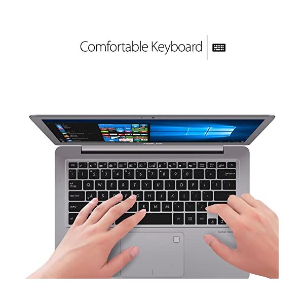 [2017 Version] ASUS ZenBook UX330UA-AH5Q 13.3-inch QHD+ Ultra-Slim Laptop (Core i5 Processor, 8GB DDR3, 256GB SSD… 3