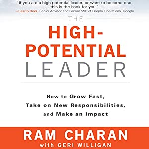 The High-Potential Leader Audiobook