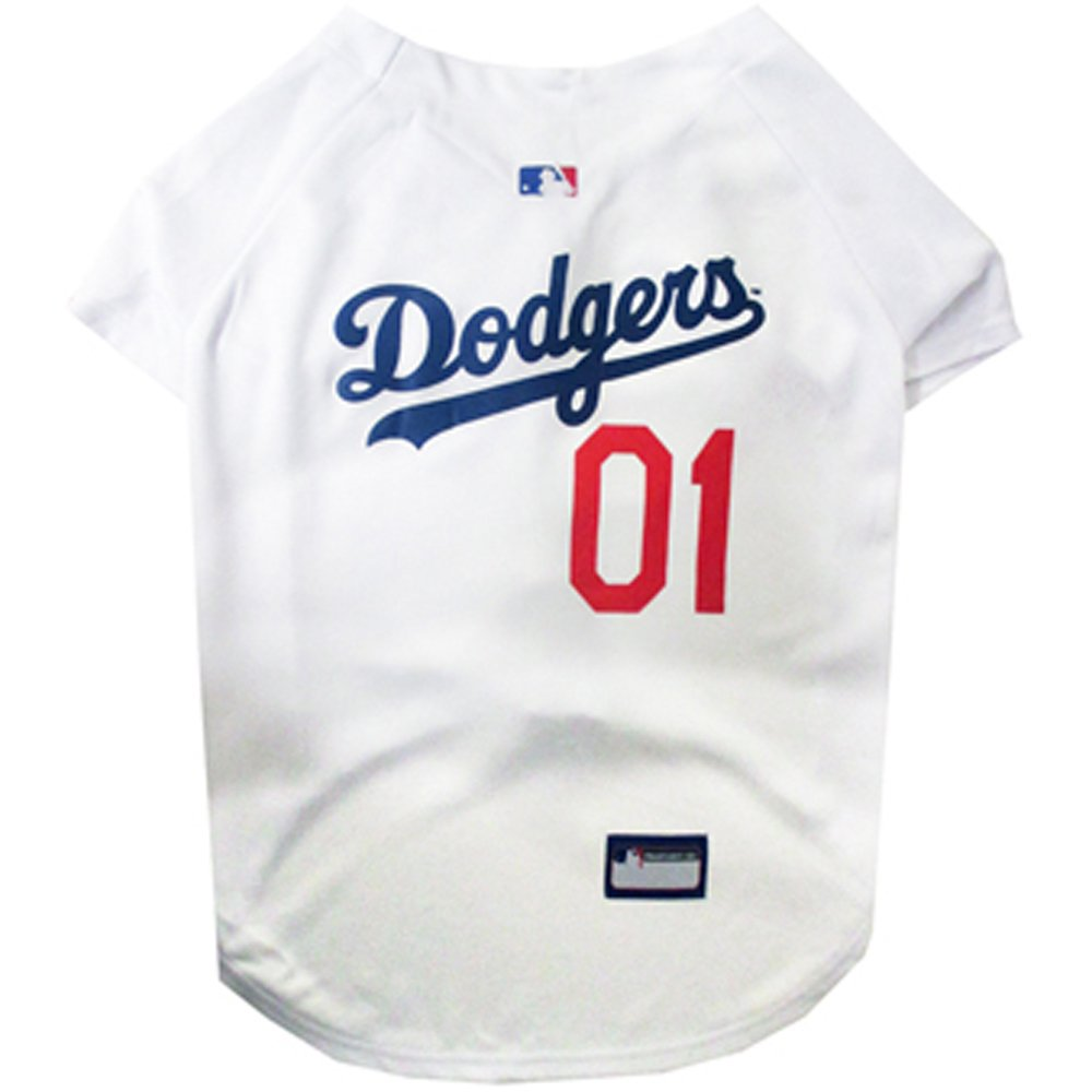 Pets First MLB Los Angeles Dodgers Jersey Small