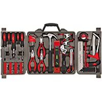 Apollo Tools DT0204 71-Piece Household Tool Kit with Most Reached