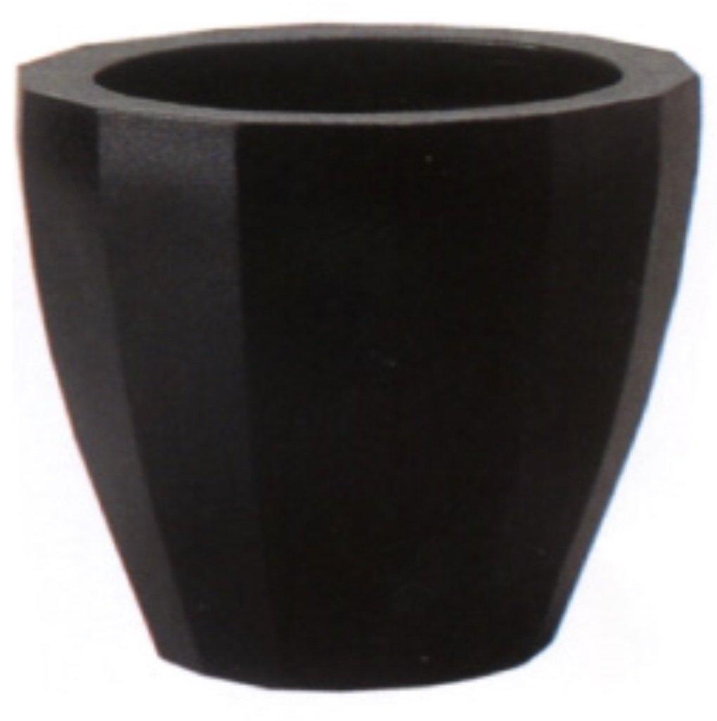 アドミナ 鉢カバー 8号用 36cm ユズ【ネオモダン N-12】 陶器 信楽焼き 穴なし おしゃれ B079W8KHBK 8号|ユズ