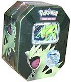 : 2008 Pokemon Classic EX Collector's Tin: Tytanitar EX - 3 packs + Foil Promo (Green Tin)