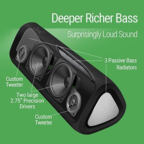 OontZ Angle 3XL ULTRA Big Bass 24 Watts Bluetooth Wireless Portable Speaker