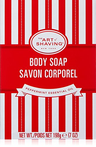 Art Shaving Body Soap Peppermint product image
