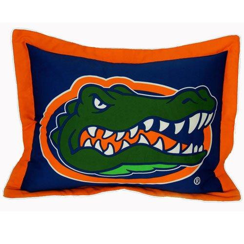 College Covers Florida Gators Printed Pillow ()