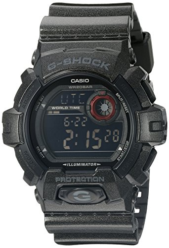 Casio G Shock Garish Color Illuminator