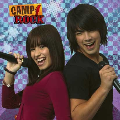 Camp Rock Lunch Napkins 16ct - Camp Rock Birthday Card