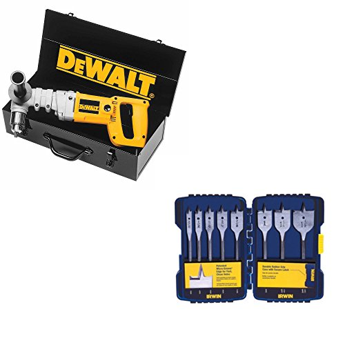 Dewalt Industrial Tool Co. 1/2 Right Angle Drill Kit