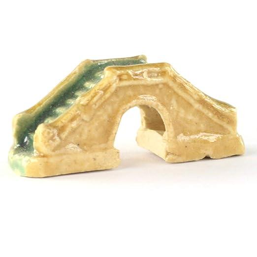 Sonido Figura Puente Cristal Oficial. 1.8 cm: Amazon.es: Jardín