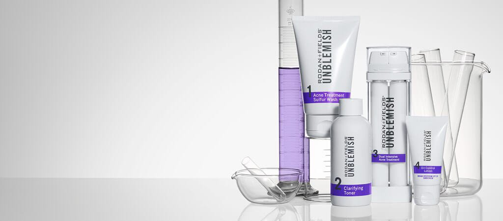 Rodan + Fields UNBLEMISH Gentle Exfoliating Acne Wash by  (Image #1)