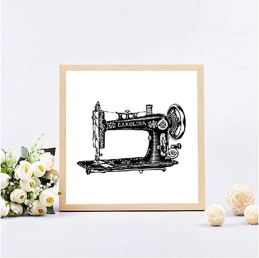 SZYUY Impresión De La Lonacarteles Y Grabados Imprimir Moda Arte ...