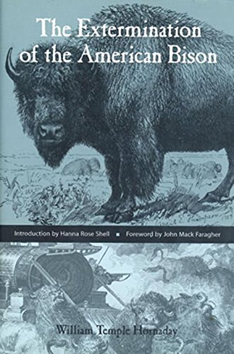 Bison Hook - The Extermination of the American Bison