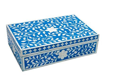 Bone Handicraft (Bone Inlay Jewelry box)
