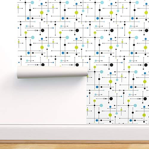 Mod Dot Wallpaper - 4