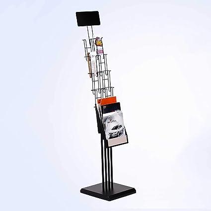 Exhibition Display Racks : Amazon magazine rack brochure display rack portable magazine