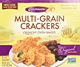 Crunchmaster Multi-Grain Crackers, Gluten Free, 20 oz. For Sale