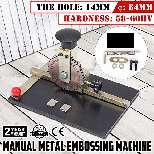 VEVOR Manual Embossing Machine
