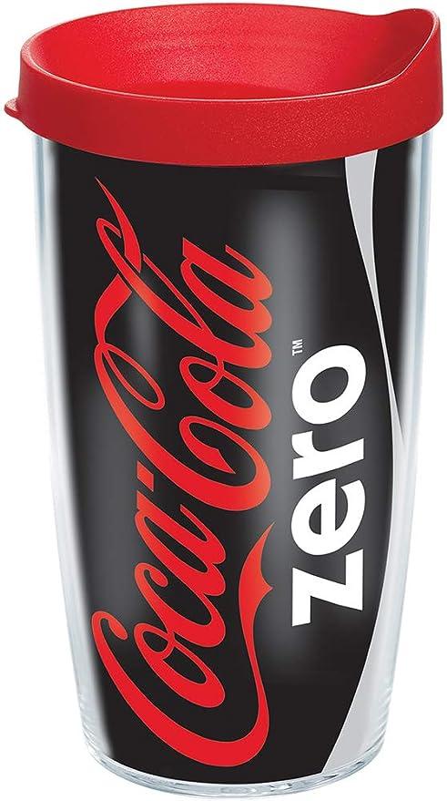 Amazon.com: Tervis 1069676 coca-cola-coke Zero puede con ...