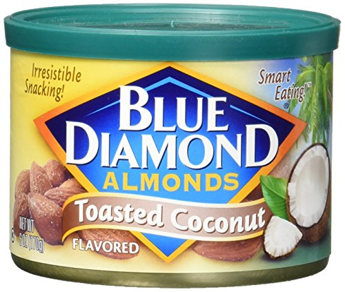 Blue Diamond Almond Growers (Blue Diamond Almonds, Toasted Coconut, 6 Ounce)