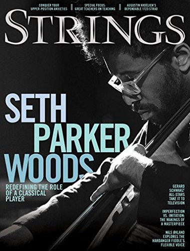 Magazines : Strings